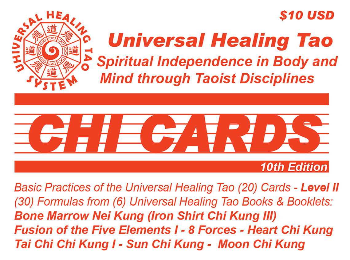 Chi Cards - Level II (10 Edition)[DL-CC02], Universal